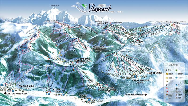 Location de ski crest voland intersport intersport crest voland la station - Office de tourisme crest voland ...